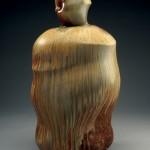 Pieza de cerámica de Chris Gustin