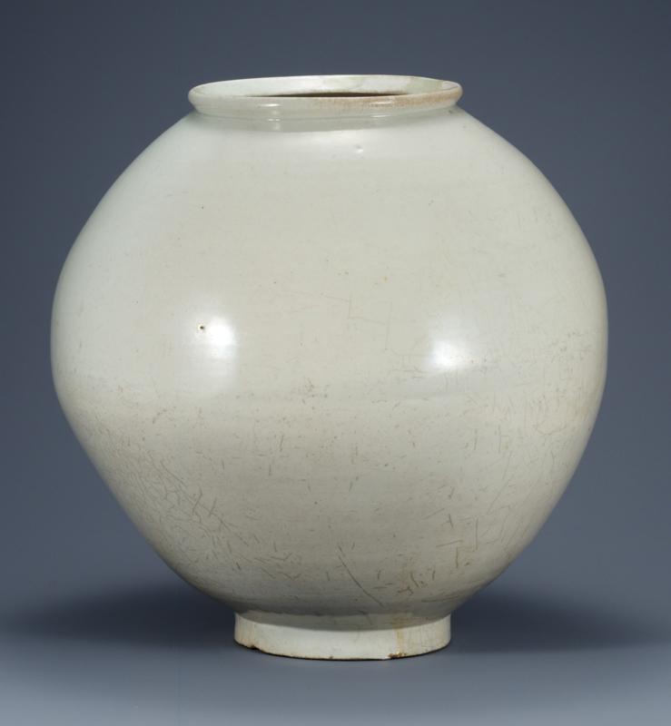 Pieza de cerámica coreana