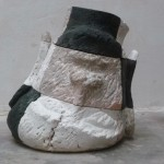 Escultura cerámica de Eukeni Callejo