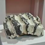 Pieza de cerámica de David Rosell