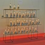 Instalación cerámica de Raquel Eidem