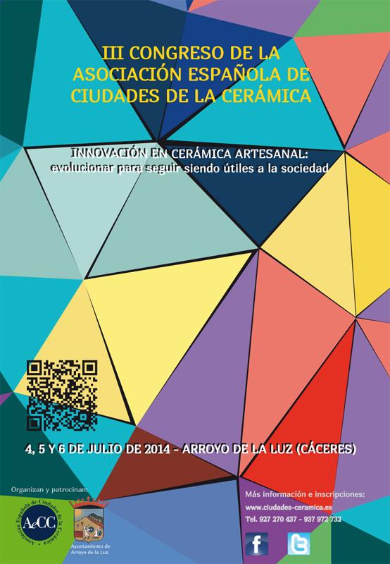 Cartel del Congreso de AeCC