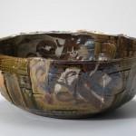 Pieza de cerámica de Shugo Takauchi