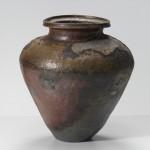 Pieza de cerámica de Yamada Jozan IV
