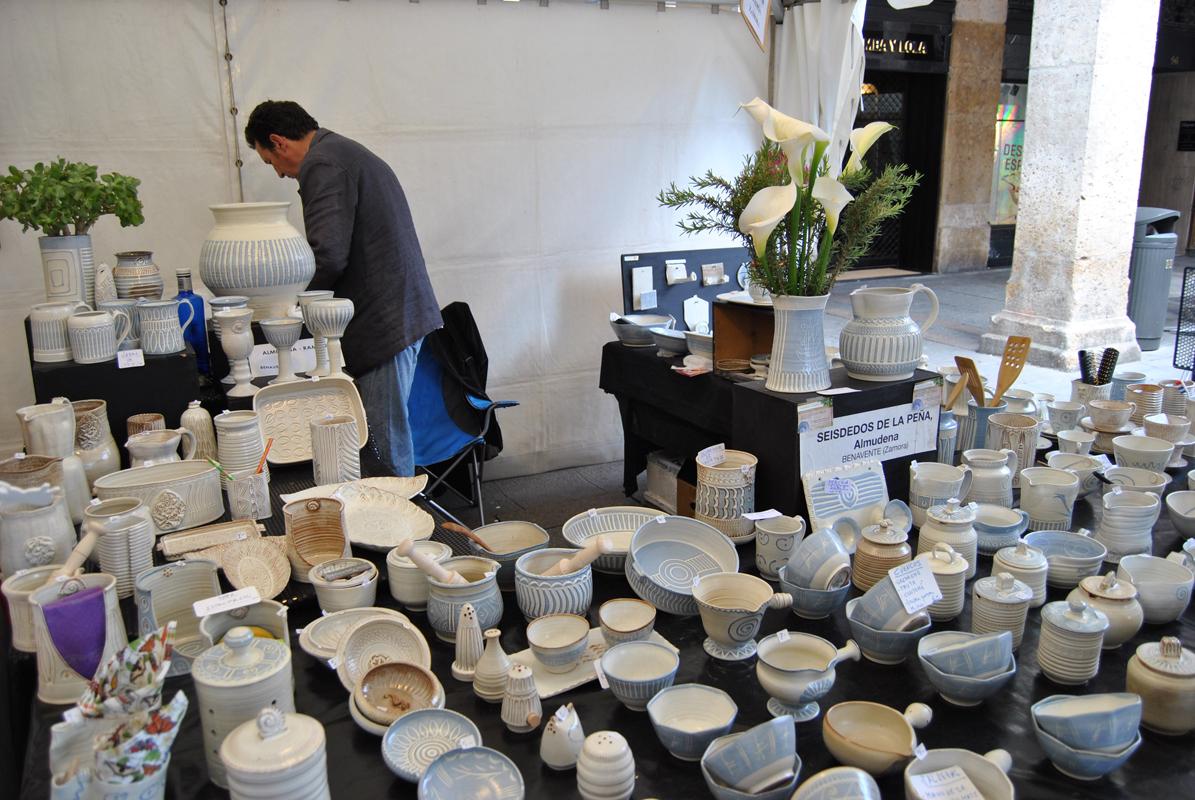 Feria de cer mica de palencia for Curso de ceramica madrid