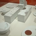Pieza de porcelana de Kirsi Kivivirta