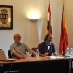 Conferencia de Enric Mestre en Navarrete