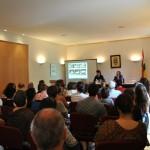 Conferencia de Xavier Monsalvatje en Navarrete