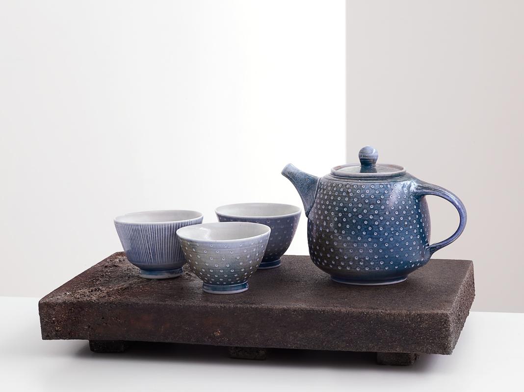 Pieza de cerámica de Susanne Lukacs Ringel