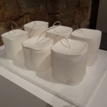 Pieza de cerámica de Carmen Ballester