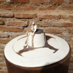 Pieza de cerámica de Fanny Galera
