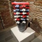 Pieza de cerámica de Pablo Ruiz García