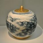 Pieza de cerámica de Tao Lao Ching, 2012