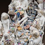 escultura cerámica de Chris Antemann