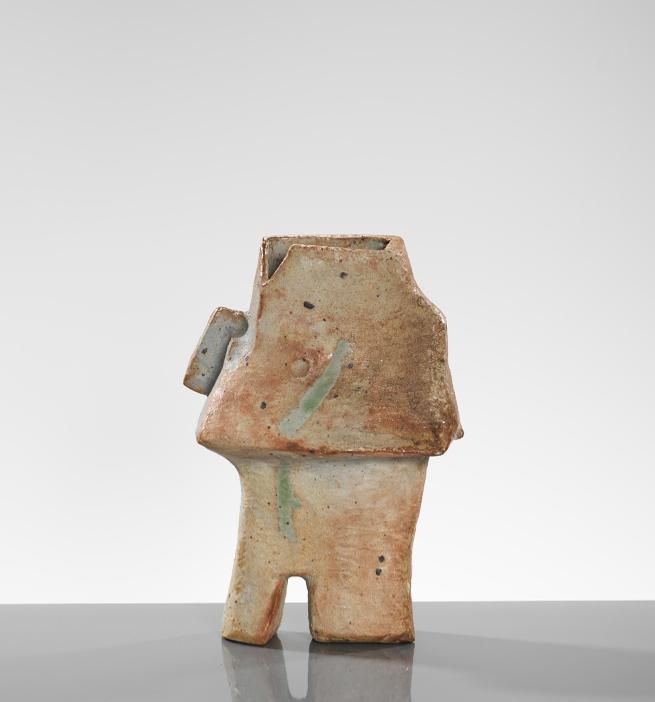 Pieza de cerámica de Jacqueline Lerat