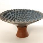 Pieza de cerámica de Magela