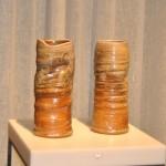 Pieza de cerámica de Seungho Yang
