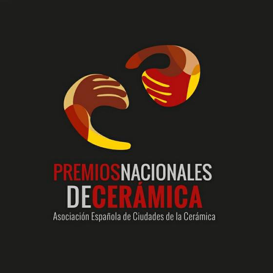 Cartel de los Premios Nacionales de Cerámica 2014