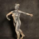 Escultura cerámica de Jean Marie Borgeaud