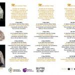 Programa de la Bienal de El Vendrell