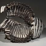 Pieza de cerámica de Rafa Pérez
