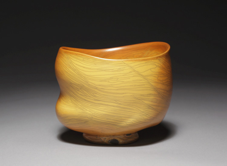 Pieza de cerámica de Dalloun