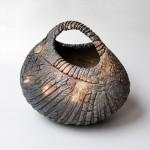 Pieza de cerámica de Yang Seungho