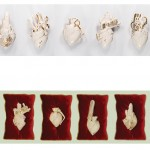 Pieza de cerámica de Ana Cruz y Betânia Pires