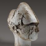 Escultura cerámica de Benjamín Lira