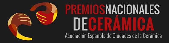 Logo de los Premios Nacionales de Cerámica de la AeCC