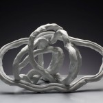 Pieza de cerámica de Maria Bofill