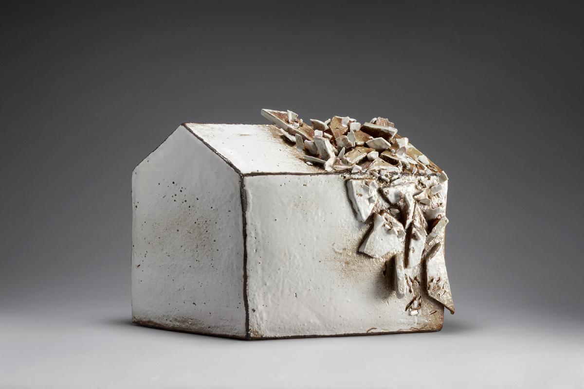 Escultura cerámica de Ximena Ducci