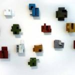 Escultura cerámica de Daphne Corregan