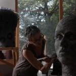 Daphne Corregan e su estudio