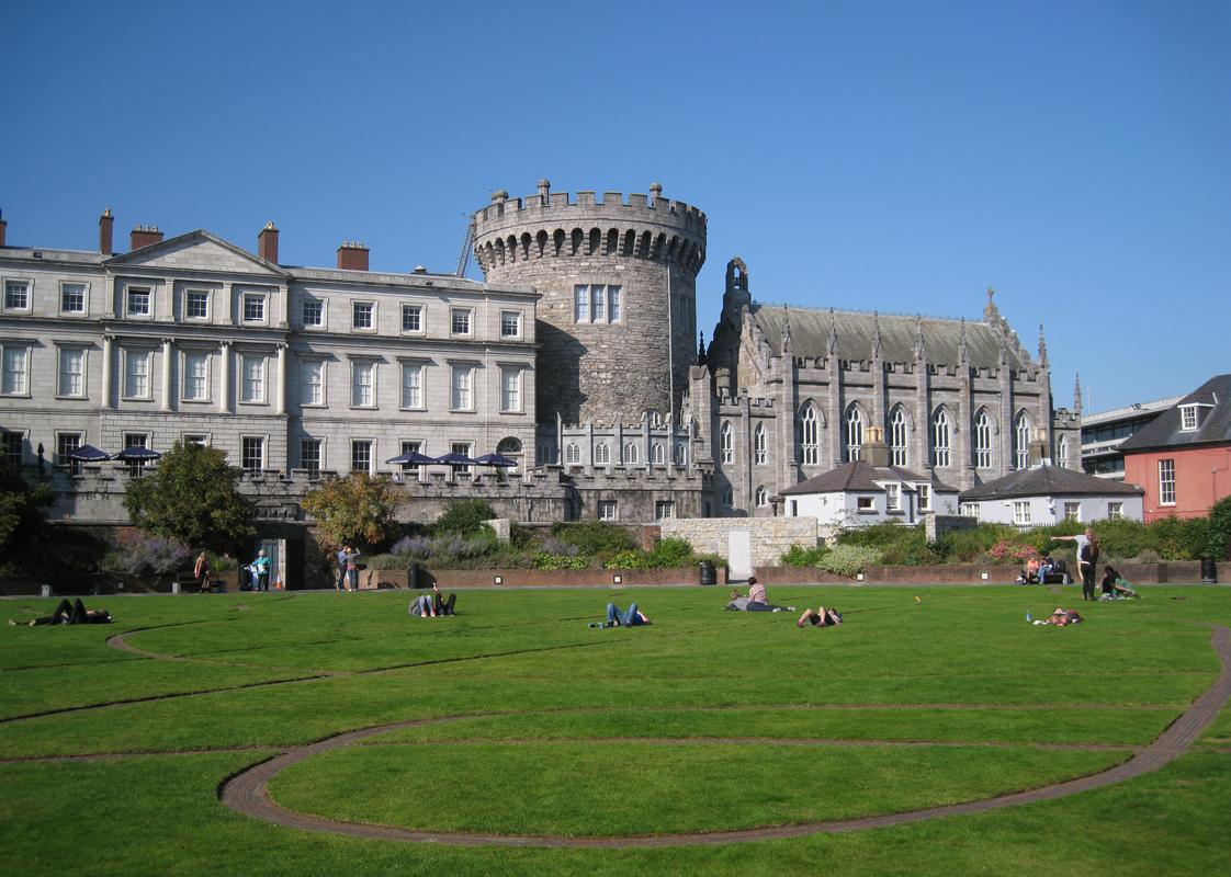 Dublin Castle, sede del congreso