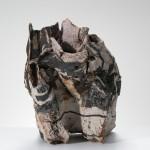 Pieza de cerámica de Ewen Henderson