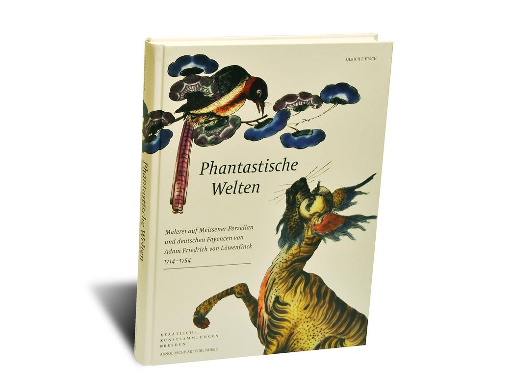 Portada del libro Phantastische Welten
