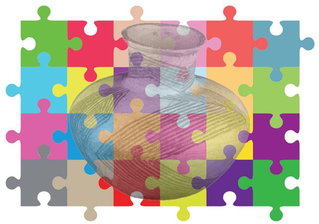 Imagen sobre el asociacionismo en cerámica