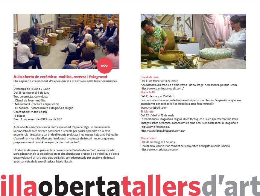 Imagen de promoción de -Aula Obert-