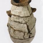 Pieza de cerámica de Joan Llacer