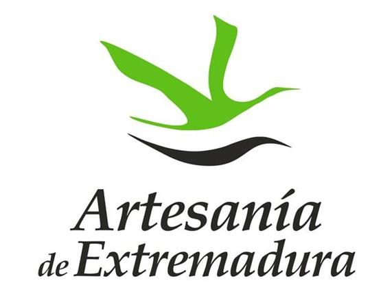 Logo de la organización del concurso Artesanía de Extremadura