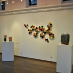 Escultura cerámica de Lucia Yang Lee Yao Huo