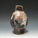 Pieza de cerámica de Peter Voulkos
