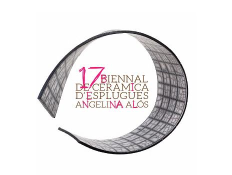 Logo de la Biennal de cerámica de Esplugues
