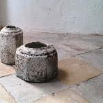 Piezas de cerámica de Hans Vangso