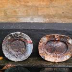 Piezas de cerámica de Hans Vangsø