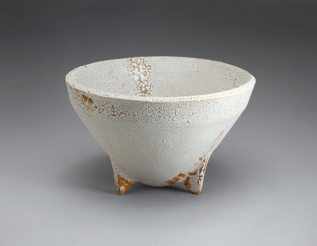Pieza de cerámica de Micaela Weiss