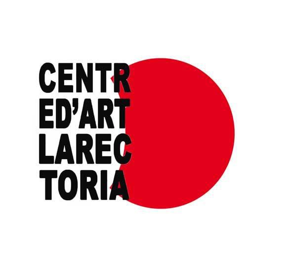 Logo del Centre d'Art la Rectoria