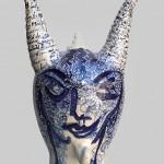 Pieza de cerámica de Juan Pablo Tito