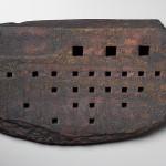 Pieza de cerámica de Caxigueiro